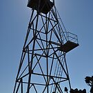 WWII Watch tower, Truganina Munitions Storage Facility by Owen65