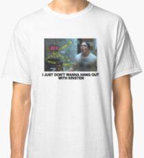 JUST LET IT GO Classic T-Shirt