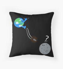 Moonshot Throw Pillow