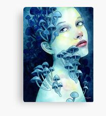 Beauty in the Breakdown Canvas Print