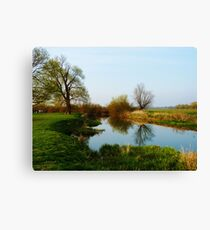 Grantchester Meadows 1 Canvas Print