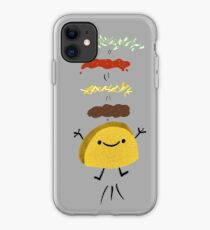 Taco Jumps For Joy iPhone Case