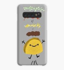 Taco Jumps For Joy Case/Skin for Samsung Galaxy