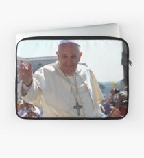 Pope Francis portrait Laptop Sleeve
