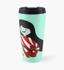 Marceline it's christmas!! Travel Mug