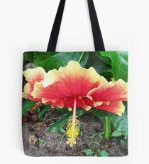 Hibiscus Beauty Tote Bag
