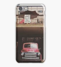 Vintage life in Ruidoso, New Mexico. iPhone Case/Skin