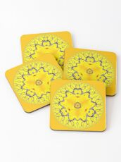 Rogues Gallery 45 Coasters