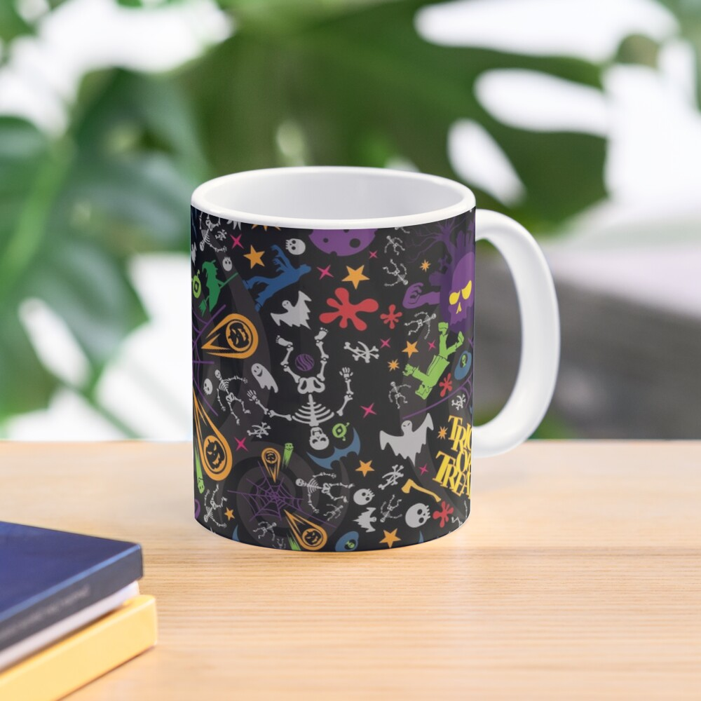 Space is the Place for Halloween Mug