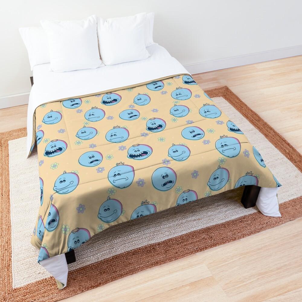 Mr Meeseeks (Rick & Morty) Comforter