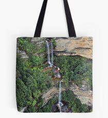 Katoomba Falls , Blue Mountains Tote Bag