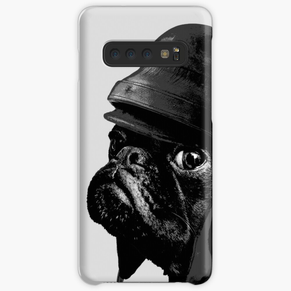 Captain Pug Case & Skin for Samsung Galaxy