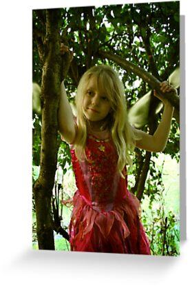 Happy Fairy by Samantha Higgs