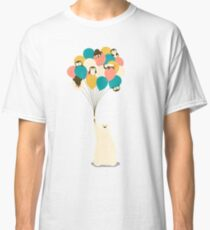 Penguin Bouquet Classic T-Shirt
