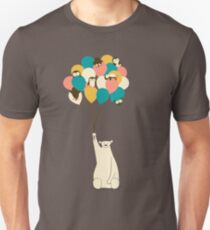 Penguin Bouquet Unisex T-Shirt