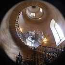 Christopher Wren's Geometric Staircase, St Paul's Cathedral, London by BronReid