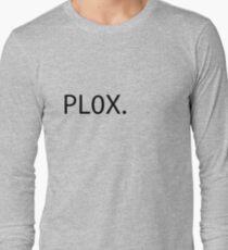 PL0X. Long Sleeve T-Shirt