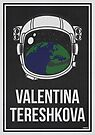 VALENTINA TERESHKOVA - Women in Science Collection by Hydrogene