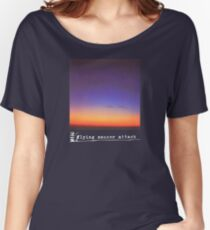 Flying Saucer Attack : Rural Psychedelia Women's Relaxed Fit T-Shirt