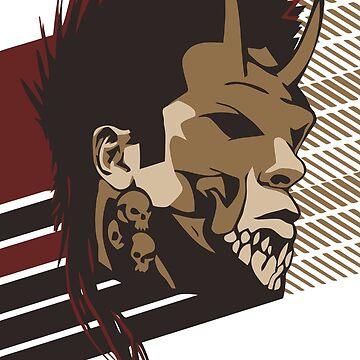 Teufel Punk von reliiq
