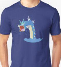 Angry Gyarados! Unisex T-Shirt