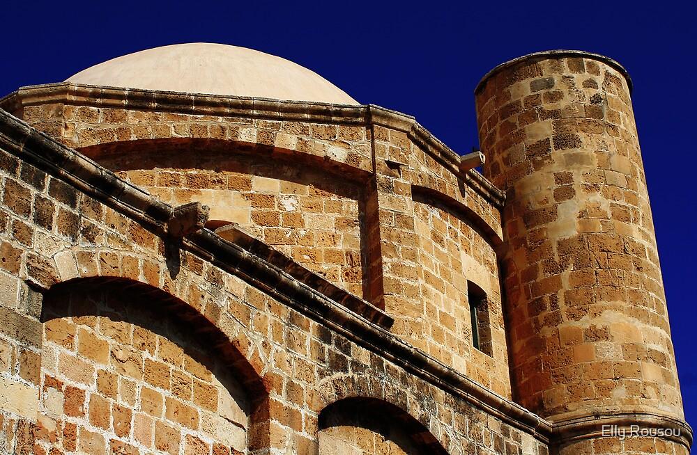 Larnaca Youth International Hostel by Elly Rousou