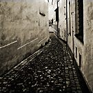 Prague, a city full of alleyways by JH2011