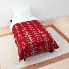 Classic & Simple Christmas Comforter