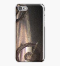 Obsidian circles iPhone Case/Skin