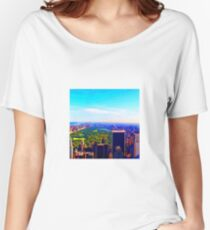 Utopia Parkway Women's Relaxed Fit T-Shirt