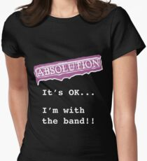 ABSOLUTION 2011 I'M WITH THE BAND - BLK! T-Shirt