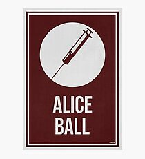 ALICE BALL - Women In Science Wall Art Photographic Print