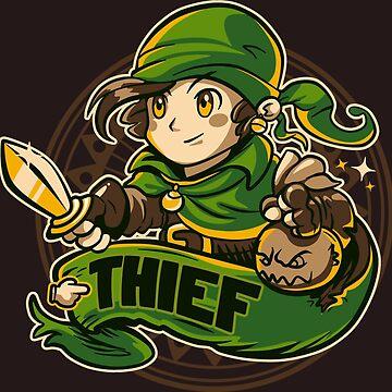 Thief by otzee
