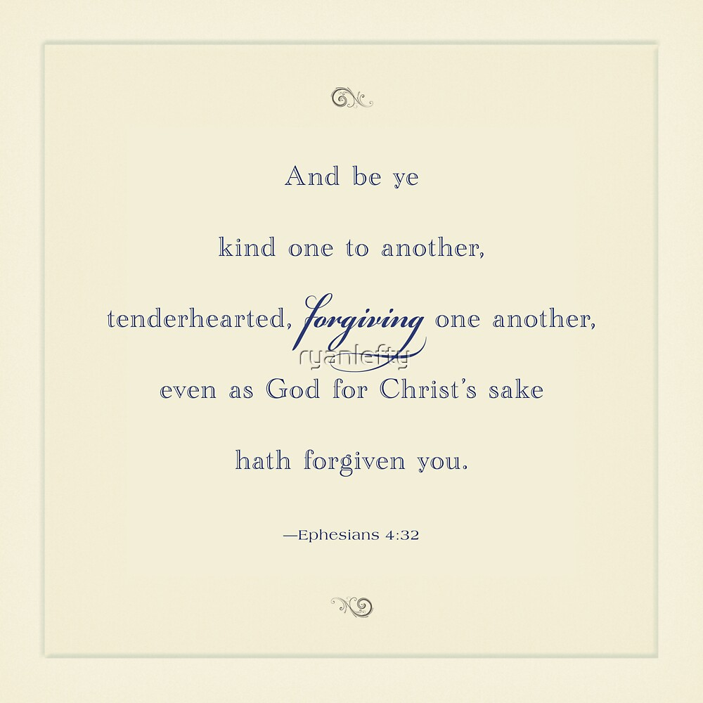 Forgiving by ryanlefty