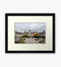 Foulis Castle, Scotland Framed Print