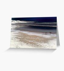 Surrealistic Seascape II Greeting Card