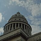 Capitolio - Cuban Capitol Building by Michael Garson