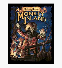 Monkey Island 2 Photographic Print