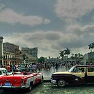 Capital District Havana by Michael Garson