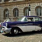 1955 Buick Century in Havana by Michael Garson