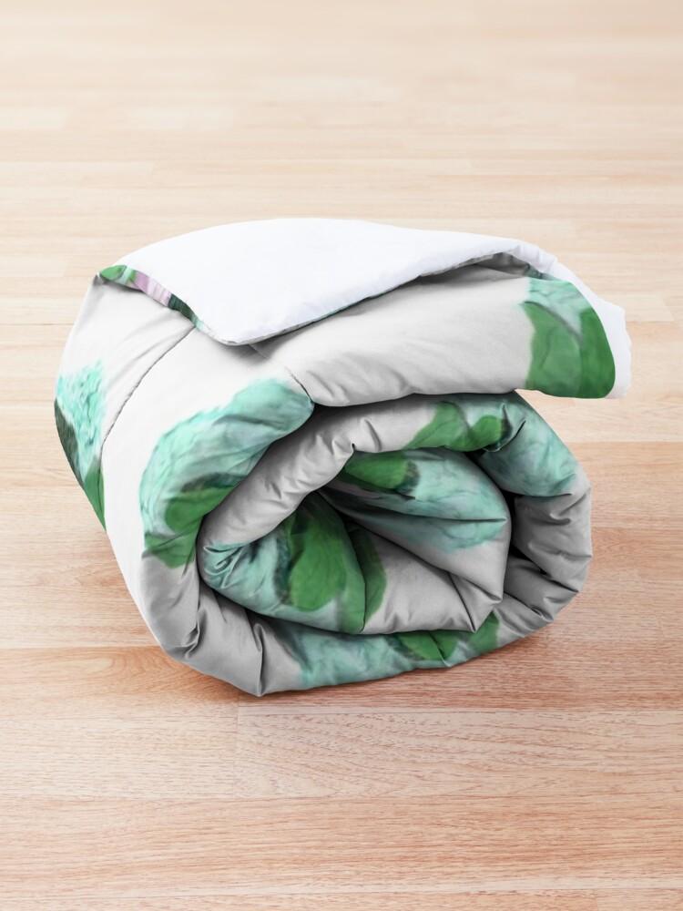 Alternate view of Zen Lotus Brain Comforter