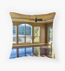 Interior Reflections Throw Pillow