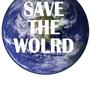 save the world by designbook