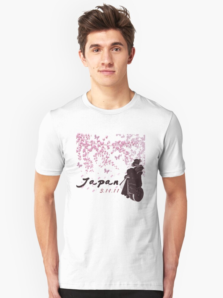 Japan Earthquake Tsunami Relief Cherry Blossoms by Lallinda