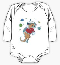 Otter Space  One Piece - Long Sleeve