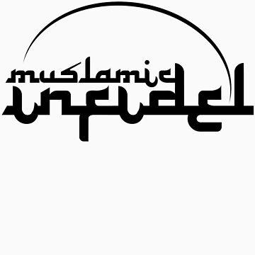 Muslamic Infidel by alexvegas