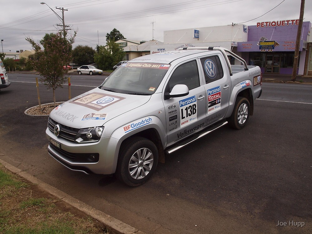 Volkswagen Amarok Highline TDI400 Dakar Replica by Joe Hupp