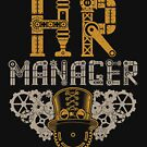 HR Manager Steampunk by jaygo