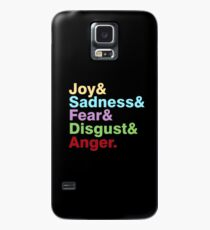 The Emotions Case/Skin for Samsung Galaxy
