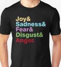 The Emotions Unisex T-Shirt